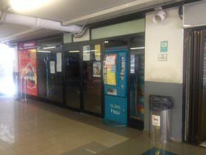 Las Palmas Sant Telmo linja-autoasema lippuautomaatti kaukoliikenteen bussit
