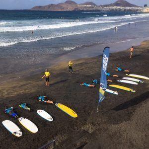 Surffaus sopii kaiken ikäisille
