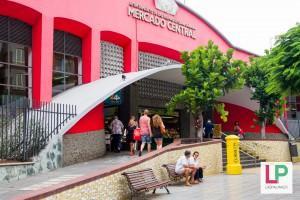 Kauppahalli Mercado Central Las Palmas Gran Canaria