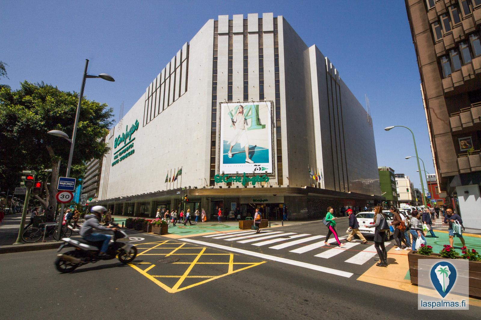 El Corte Ingl S Las Palmas