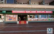 Kiinalainen ravintola Buffet Hong Kong