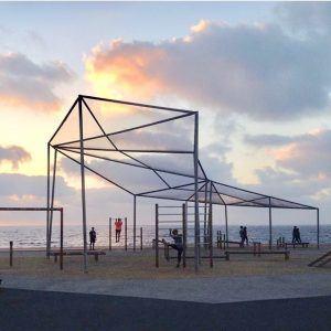 Liikuntapaikka Las Palmasissa