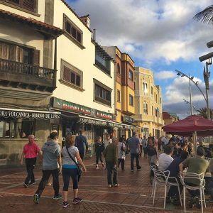 Las Palmas gluteenitonta ruokaa Al Maccaroni ravintola