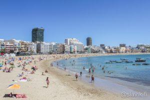 Muutto Las Palmasiin on monen haaveena.
