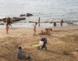 Mikä olisi lapsiystävällinen hotelli Las Palmasissa?