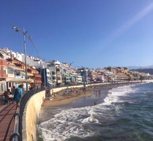 Asunnon vuokraus Las Palmas