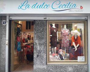 Ostoskatu Las Palmas: La Dulce Cecilia, Calle Sagasta 27.