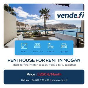 Penthouse-For-Rent-in-Mogan
