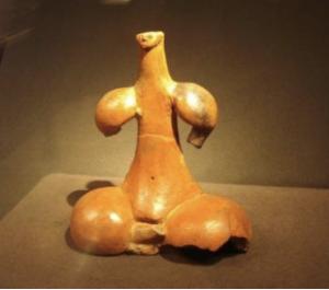 Kanarian alkuasukkaiden epäjumala Tara