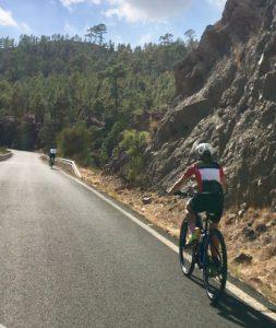 Pyöräily Gran Canaria