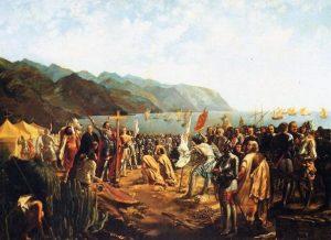 Kanariansaarten valloitus 1400-luvulla