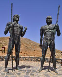 Fuerteventuran kuninkaat Guise ja Ayose