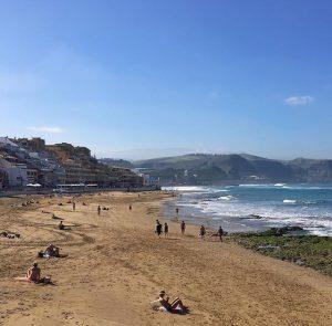 Las Canteeras on nähtävyys Las Palmasissa