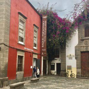 CAAM, modenin taiteen museo, nähtävyys Las Palmas