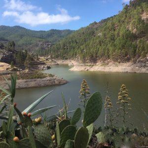 Presa de Lugarejos, Artenara, Gran Canraria