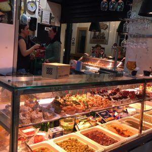 Kauppahalli Las Palmas: Mercado del Puerto